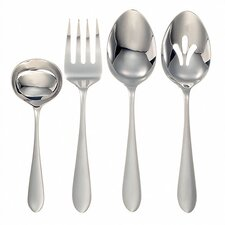 Linden 4 Piece Flatware Set