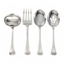 Stainless Steel Lafayette 4 Piece Hostess Set