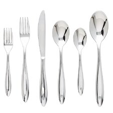 Fontur Platinum 42 Piece Flatware Set