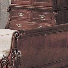 Sierra Sleigh Customizable Bedroom Set
