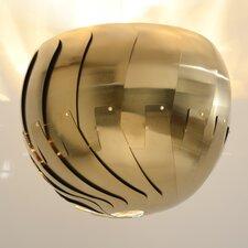 Iris 1 Light Pendant