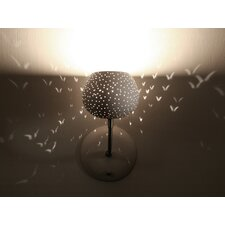 Claylight Wall Sconce with Touch Dimmer