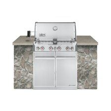 Summit® S-460™ Natural Gas Grill