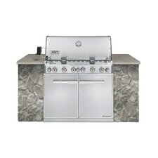 Summit® S-660™ LP Gas Grill