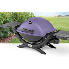 Q® Series 1200 LP Gas Grill in Purple