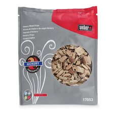 Hickory Wood Chips (Set of 6)