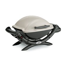 Q® Series 1000 LP Titanium Gas Grill