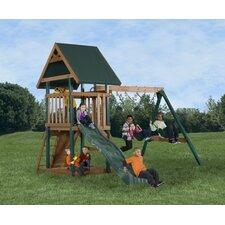 Mongoose Manor Swing Set