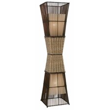 135 cm Stehlampe Bamboo