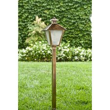1 Light Post Lantern Path / Walkway / Area Light