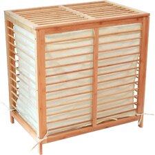 Deluxe Bamboo Hamper