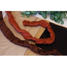 Luscious Silk Chandelier Chain Cover