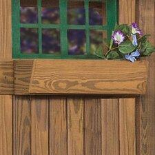 Rectangular Window Box
