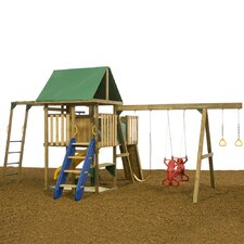 Legend Silver Swing Set