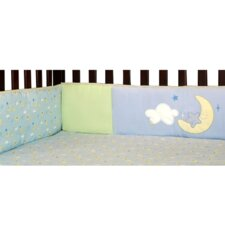 Wish I May 4 Piece Crib Bedding Set