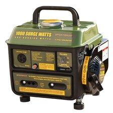 1000 Watt CARB Portable Gasoline Generator