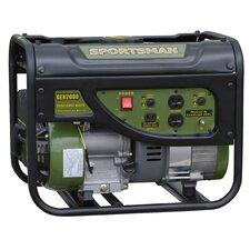 2000 Watt Portable Gasoline Generator
