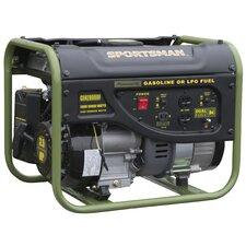 2000 Watt Portable Dual Fuel Generator