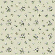 "Casabella II Mini Rose Toss 33' x 20.5"" Floral and Botanical Wallpaper"
