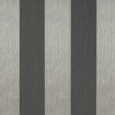 """Metallic II 33' x 20.8"""" Wide Two-Color Stripe Roll Wallpaper"""