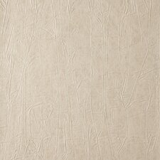 "Decorative Finishes Fractured Fold 33' x 21"" Abstract 3D Embossed Wallpaper"