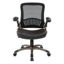 Screen Back Conference Chair