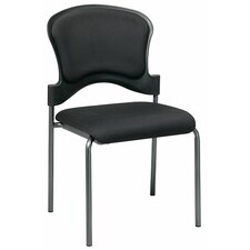 Pro-Line II Series Armless Visitor's Stacking Chair