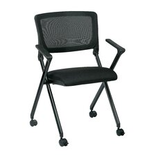 Work Smart Folding Chair (Set of 2)