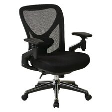 Pro-Line II™ Mesh Conference Chair with Pivoting Arms