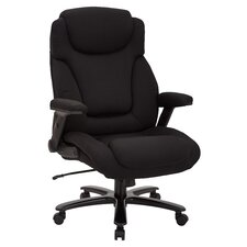 Pro-Line II™ High Back Executive Chair with Padded Flip Arms