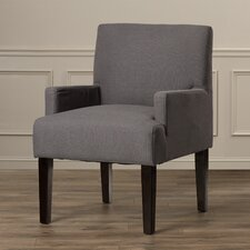 Work Smart Main Street Guest Arm Chair
