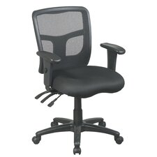 ProLine II High-Back Dual Function Control Conference Chair with Arms