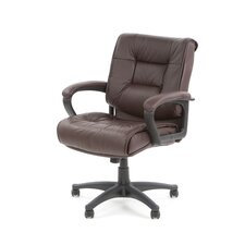 Deluxe Mid-Back Conference Chair with Arms