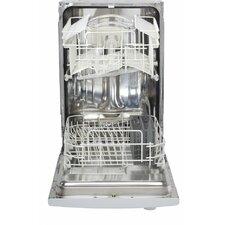 "17.52"" 55 dBA Built-In Dishwasher"