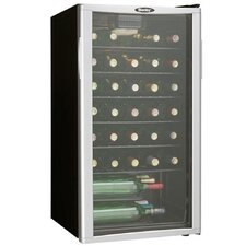 35 Bottle Freestanding Wine Refrigerator