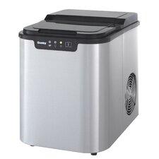 25 lb. Portable Ice Maker - 2 lb. Storage