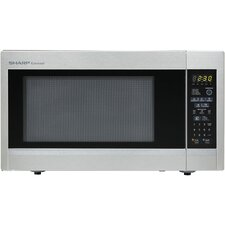 1.8 Cu. Ft. 1100W Countertop Microwave