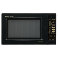 1.5 Cu. Ft. 900W Countertop Microwave with Convection