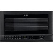 1.5 Cu. Ft. 1100W Built-In Microwave with Sensor