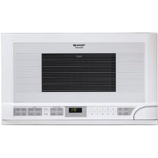 1.5 Cu. Ft. 1100W Built-In Microwave