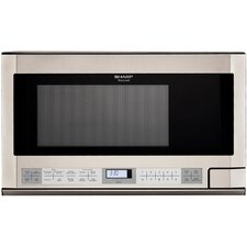 1.5 Cu. Ft. 1100W Countertop Microwave