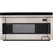 1.5 Cu. Ft. 1000W Over-The-Range Microwave
