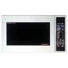1.5 Cu. Ft. 900W Built-In Microwave with Convection