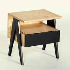 Nachttisch HUH mit Schublade