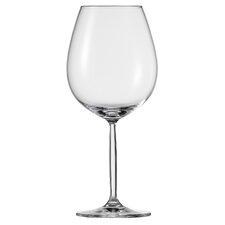 Diva Living Red Wine Glass (Set of 6)