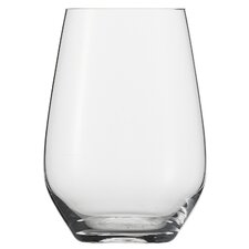 Ivento Universal 18.5 Oz. Stemless Wine Glass (Set of 6)