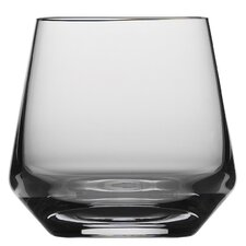 Pure 13 Oz. Whiskey Old Fashioned Glass (Set of 6)
