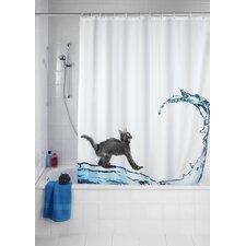 Duschvorhang Cat
