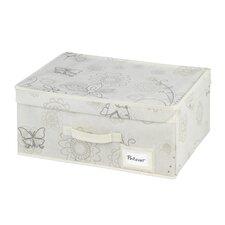 2-tlg. 2-tlg. Aufbewahrungsbox-Set Butterfly