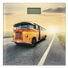 Personenwaage Bus